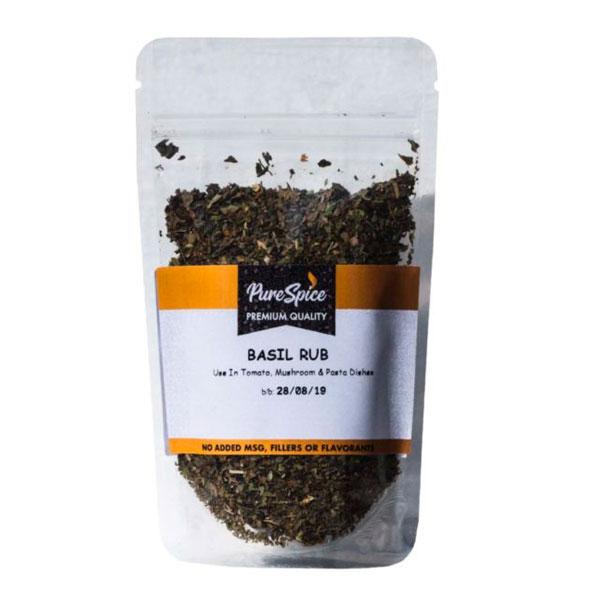 Pure Spice Basil Rub Refill