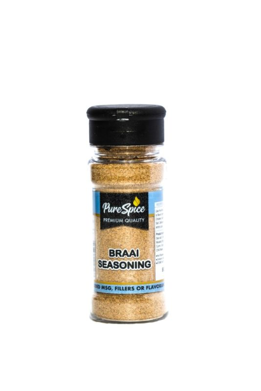 Pure Spice Braai Seasoning Shaker