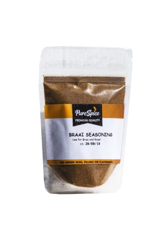 Pure Spice Braai Seasoning Refill