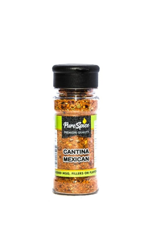 Pure Spice Cantina Mexican Shaker