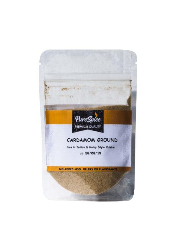 Pure Spice Cardamom Ground Refill