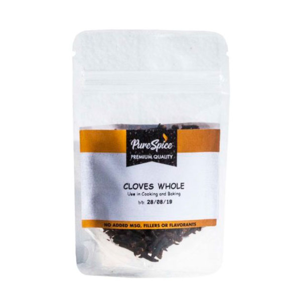 Pure Spice Cloves Whole Refill