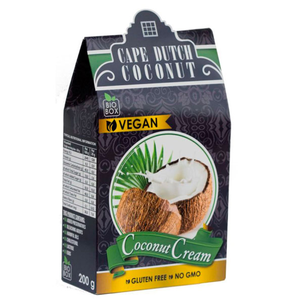 Vegan Coconut Cream Powder