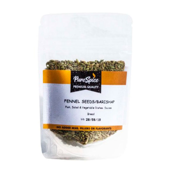 Pure Spice Fennel Seeds Refill