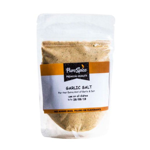 Pure Spice Garlic Salt Refill