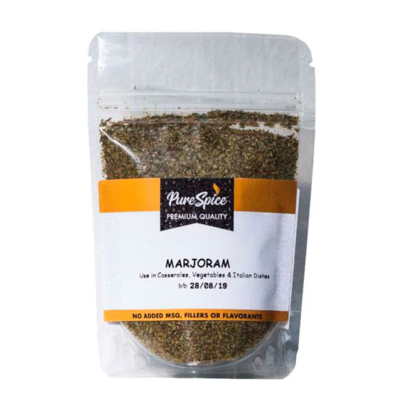 Pure Spice Marjoram Refill