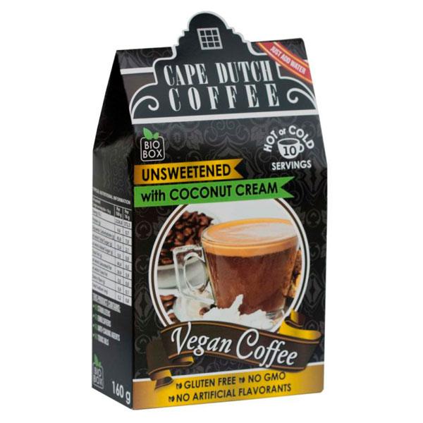VEGAN COFFEE  – Unsweetened