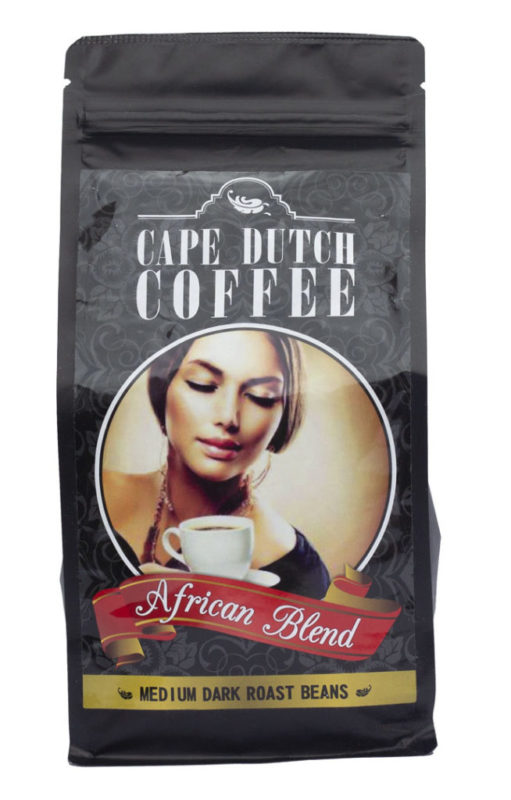 Cape Dutch Coffee Beans African Blend