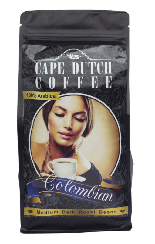 Cape Dutch Coffee Beans Colombian