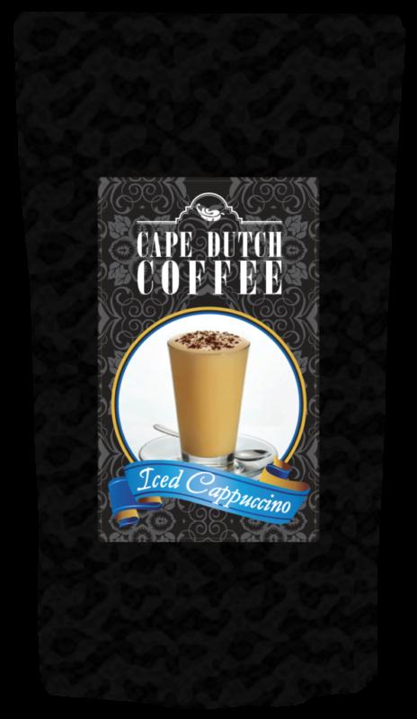 Cape Dutch Ice Cappuccino / Coffee