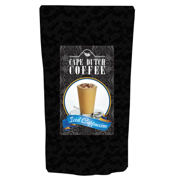 Cape Dutch Ice Cappuccino / Coffee