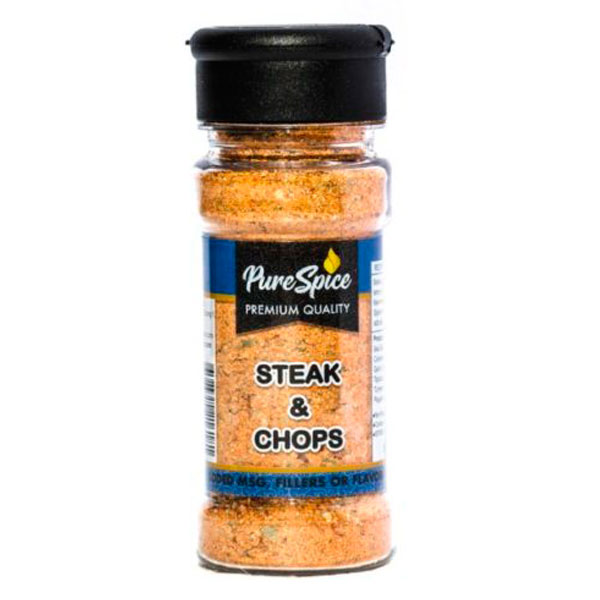 Pure Spice Steak & Chops Shaker