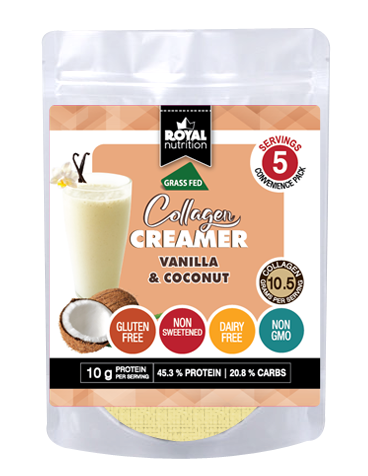 Royal Nutrition Collagen Creamer 110g