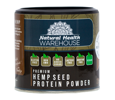 Natural Health Hemp seed Protein 45%